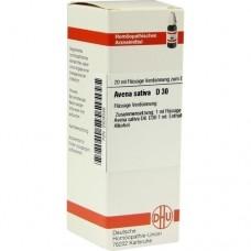 AVENA SATIVA D 30 Dilution 20 ml