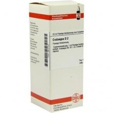 CRATAEGUS D 2 Dilution 50 ml