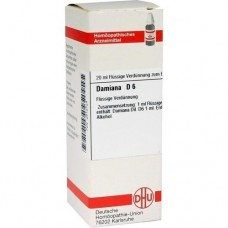 DAMIANA D 6 Dilution 20 ml