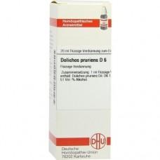 DOLICHOS PRURIENS D 6 Dilution 20 ml
