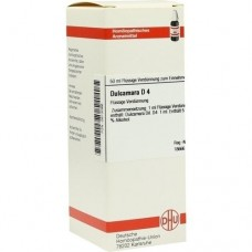 DULCAMARA D 4 Dilution 50 ml