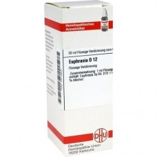 EUPHRASIA D 12 Dilution 20 ml