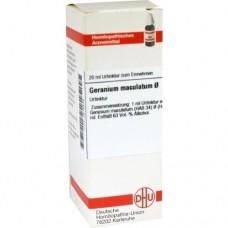 GERANIUM MACULATUM Urtinktur 20 ml