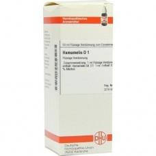 HAMAMELIS D 1 Dilution 50 ml
