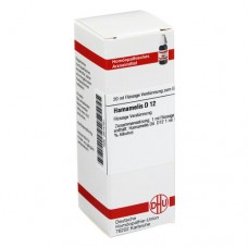 HAMAMELIS D 12 Dilution 20 ml