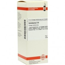 HELLEBORUS D 6 Dilution 50 ml