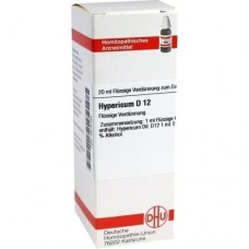 HYPERICUM D 12 Dilution 20 ml
