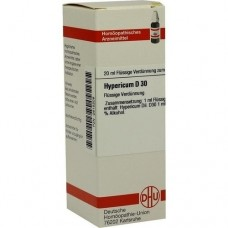 HYPERICUM D 30 Dilution 20 ml