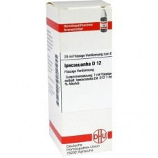 IPECACUANHA D 12 Dilution 20 ml