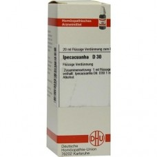 IPECACUANHA D 30 Dilution 20 ml