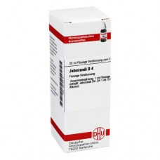 JABORANDI D 4 Dilution 20 ml