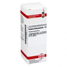 KALIUM BICHROMICUM D 30 Dilution 20 ml