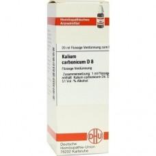 KALIUM CARBONICUM D 8 Dilution 20 ml