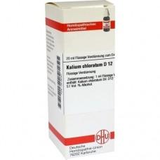 KALIUM CHLORATUM D 12 Dilution 20 ml