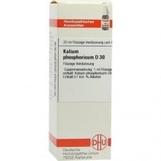 KALIUM PHOSPHORICUM D 30 Dilution 20 ml