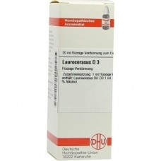 LAUROCERASUS D 3 Dilution 20 ml