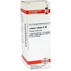 LOBELIA INFLATA D 30 Dilution 20 ml