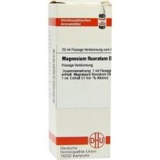 MAGNESIUM FLUORATUM D 12 Dilution 20 ml