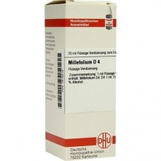 MILLEFOLIUM D 4 Dilution 20 ml