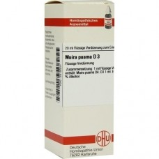 MUIRA PUAMA D 3 Dilution 20 ml