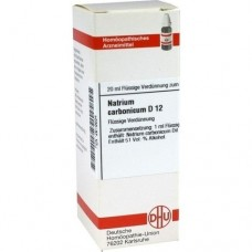 NATRIUM CARBONICUM D 12 Dilution 20 ml