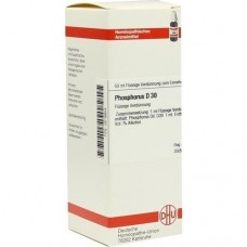 PHOSPHORUS D 30 Dilution 50 ml
