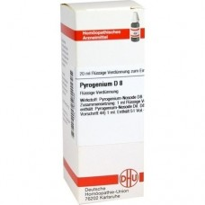 PYROGENIUM D 8 Dilution 20 ml