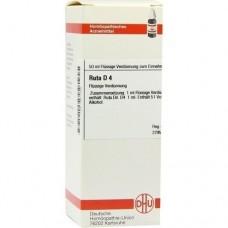 RUTA D 4 Dilution 50 ml