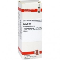 RUTA D 30 Dilution 20 ml