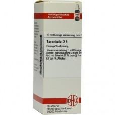 TARANTULA D 4 Dilution 20 ml