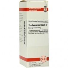 THALLIUM METALLICUM D 12 Dilution 20 ml