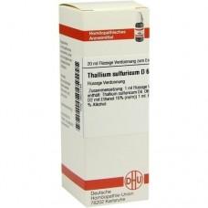 THALLIUM SULFURICUM D 6 Dilution 20 ml