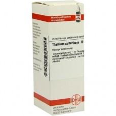 THALLIUM SULFURICUM D 12 Dilution 20 ml