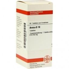 ARNICA D 10 Tabletten 80 St