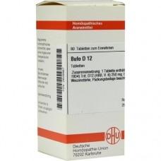 BUFO D 12 Tabletten 80 St