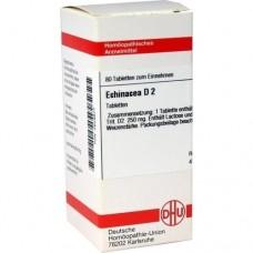 ECHINACEA HAB D 2 Tabletten 80 St