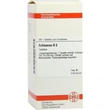 ECHINACEA HAB D 3 Tabletten 200 St