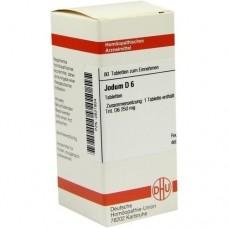 JODUM D 6 Tabletten 80 St