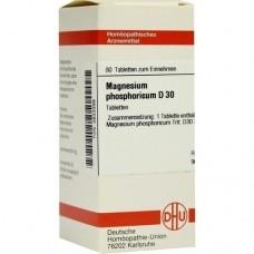 MAGNESIUM PHOSPHORICUM D 30 Tabletten 80 St