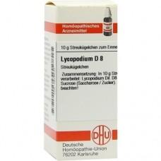 LYCOPODIUM D 8 Globuli 10 g