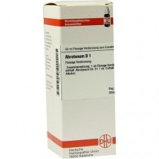 ABROTANUM D 1 Dilution 50 ml