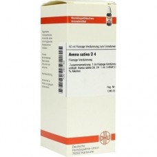 AVENA SATIVA D 4 Dilution 50 ml