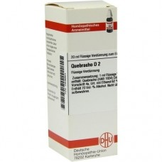 QUEBRACHO D 2 Dilution 20 ml