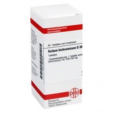 KALIUM BICHROMICUM D 30 Tabletten 80 St