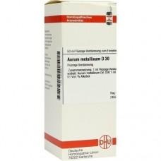 AURUM METALLICUM D 30 Dilution 50 ml