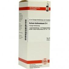 KALIUM BICHROMICUM D 4 Dilution 50 ml