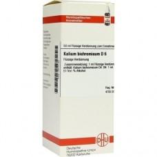 KALIUM BICHROMICUM D 6 Dilution 50 ml