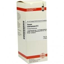 ZINCUM VALERIANICUM D 6 Dilution 50 ml