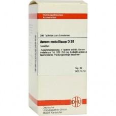 AURUM METALLICUM D 30 Tabletten 200 St