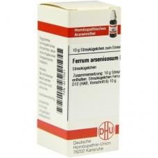 FERRUM METALLICUM D 12 Globuli 10 g